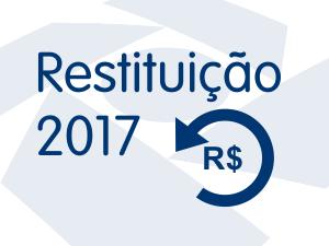 Restituição de Imposto de Renda 2017